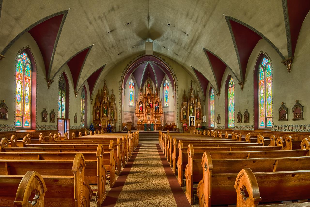 St Pauls Catholic Church - Sauk Centre, MN - Al  Kiecker - MVPC
