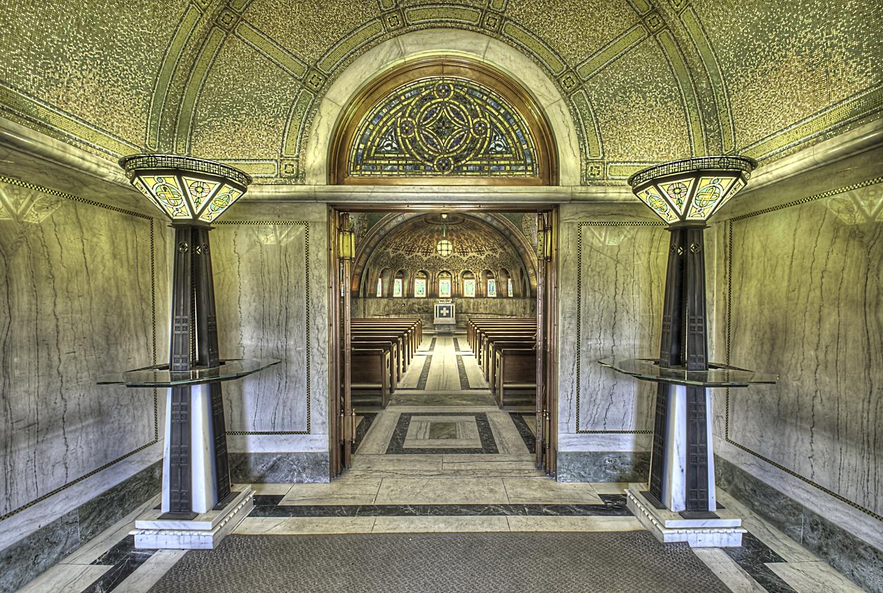 Chapel Entry - Rachel Cain - NMPC