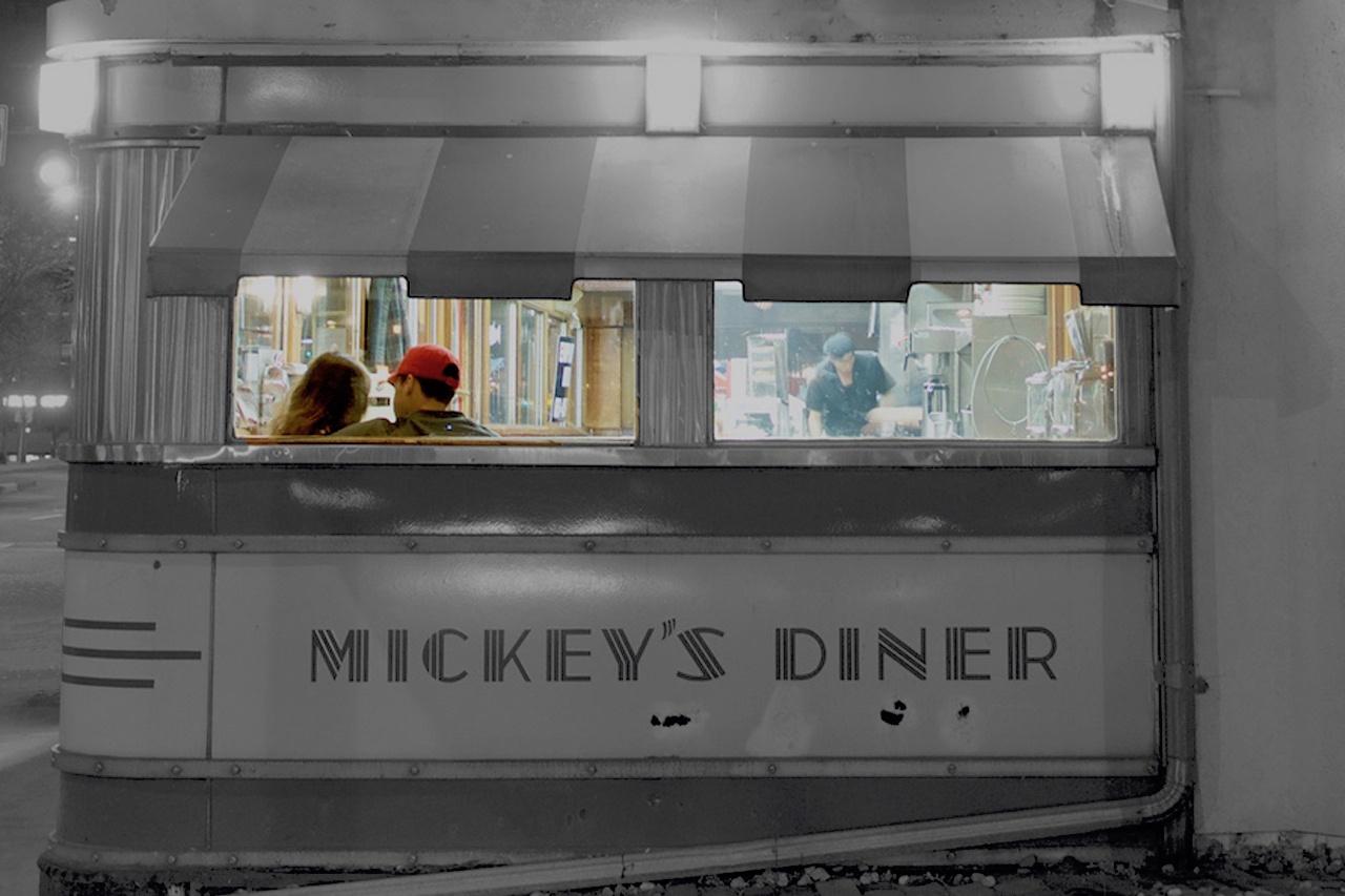 Diner - Mike Chrun - SCVCC