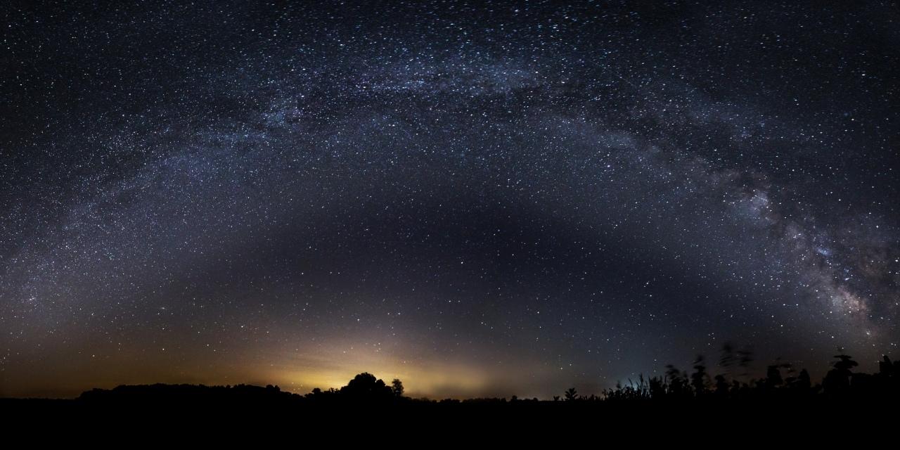 Milky Way Arch - Dayton Bintz - MDPC
