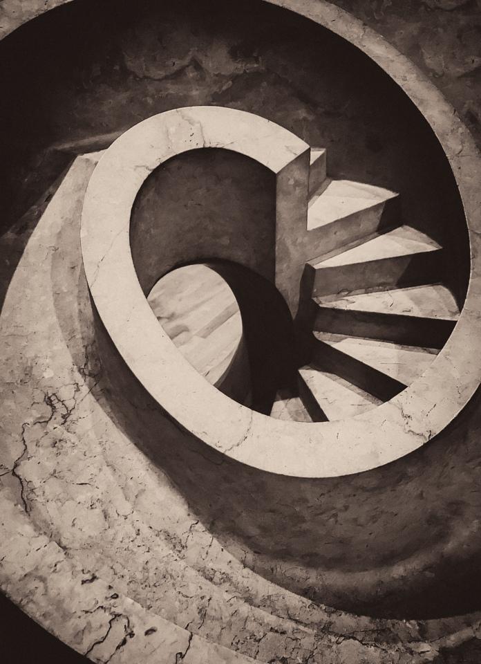 Noguchi Sculpture - Leanne Zeller - MCC