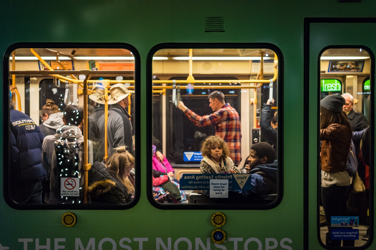 Portland Transit - Mike Fuerst - MPS