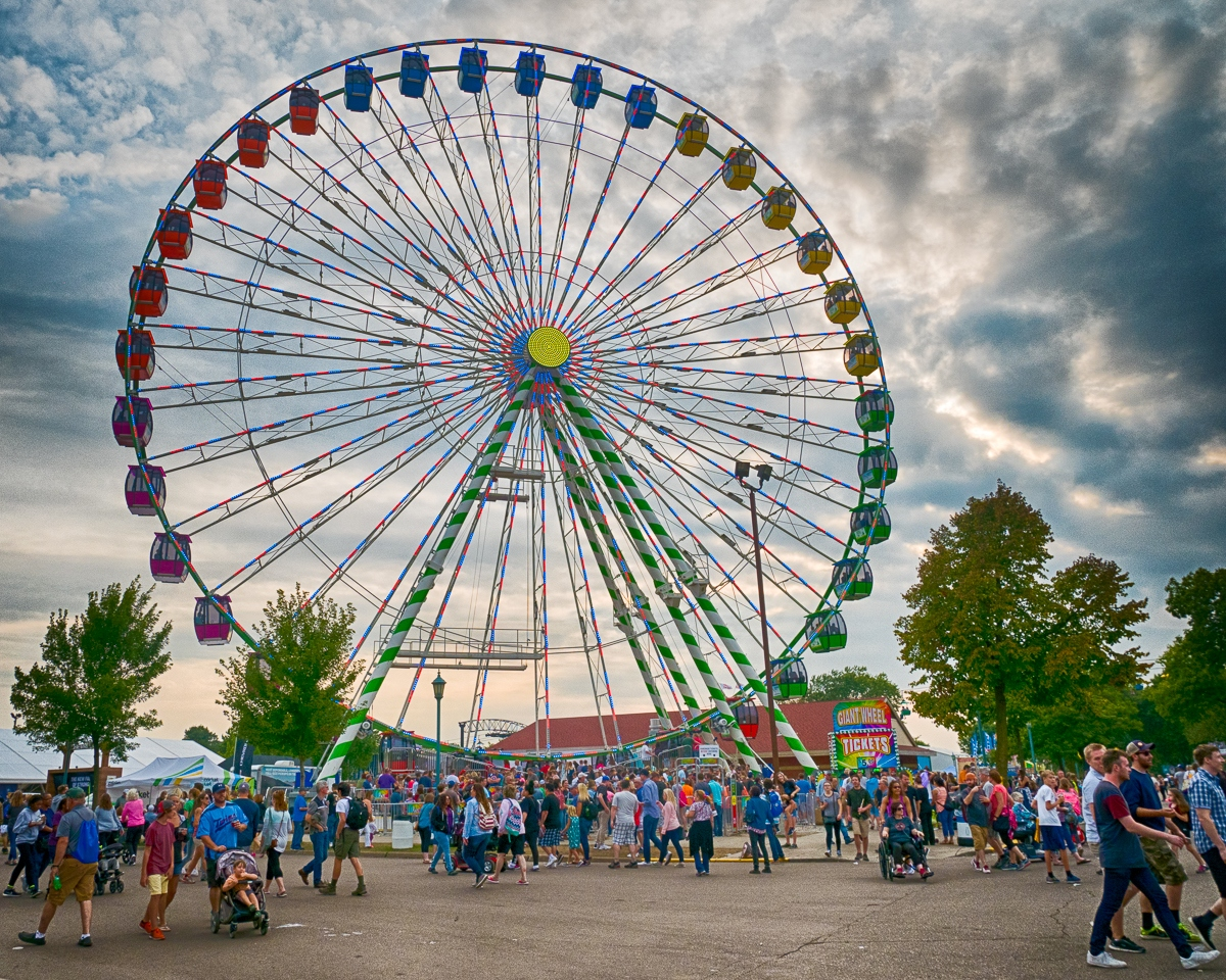 Towering 15 Story Ferris Wheel - Karen Biwersi - MVPC