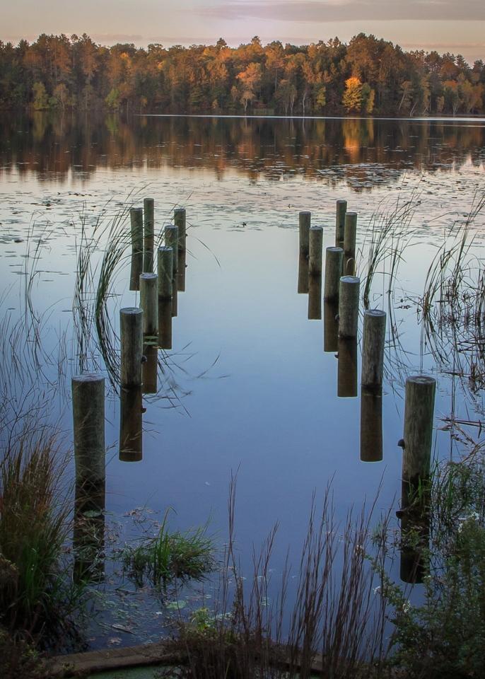 Abandoned Pier - Michael Waterman - WWPC