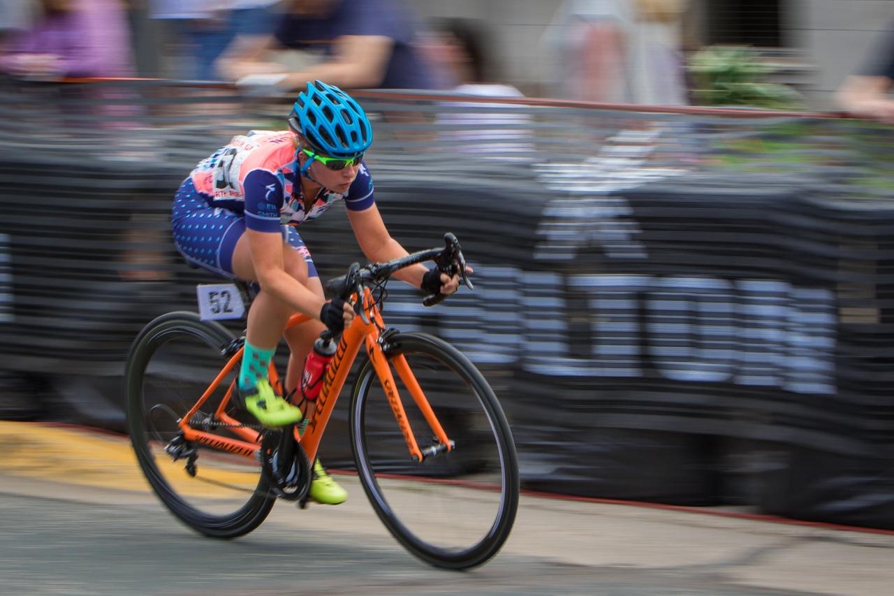 Cycling Racer - Michael Waterman - WWPC