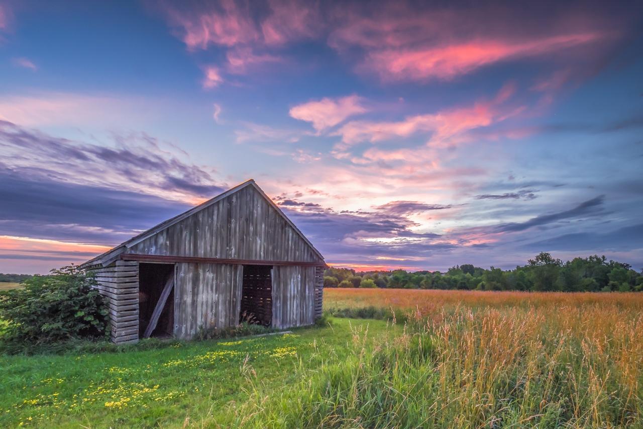 Prairie Sunrise - Al Whitaker - FSSPCC