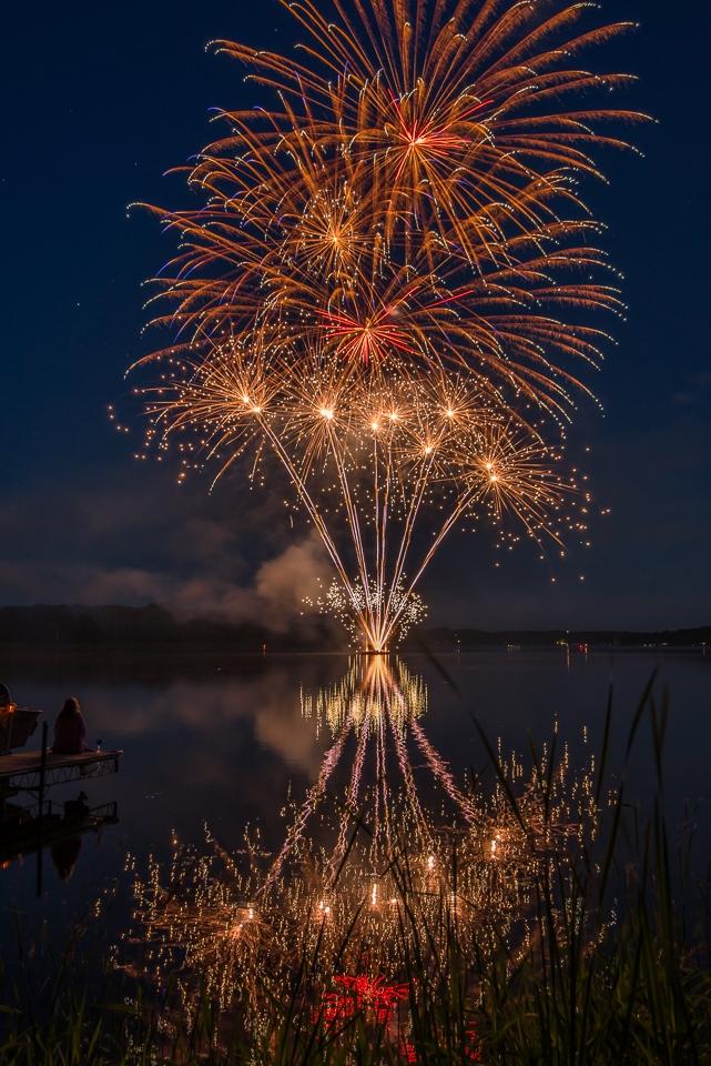 Watching the Fireworks - Scott Landseidel - MNPC