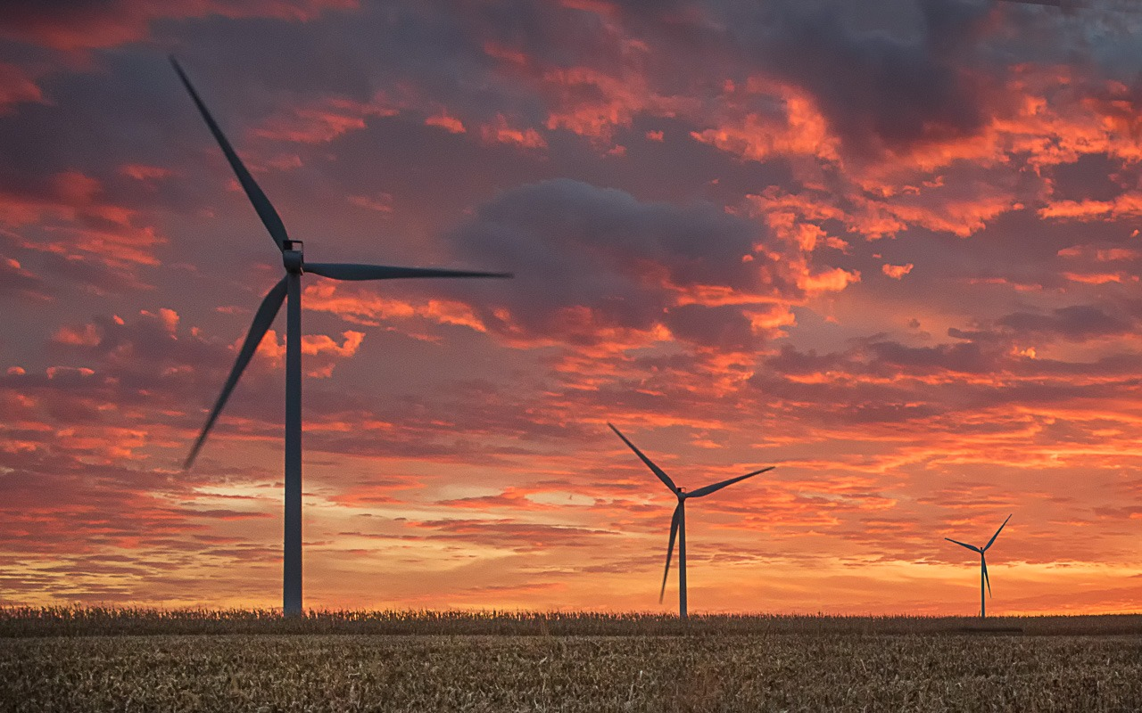 Wind Turbines - Michael Waterman - WWPC