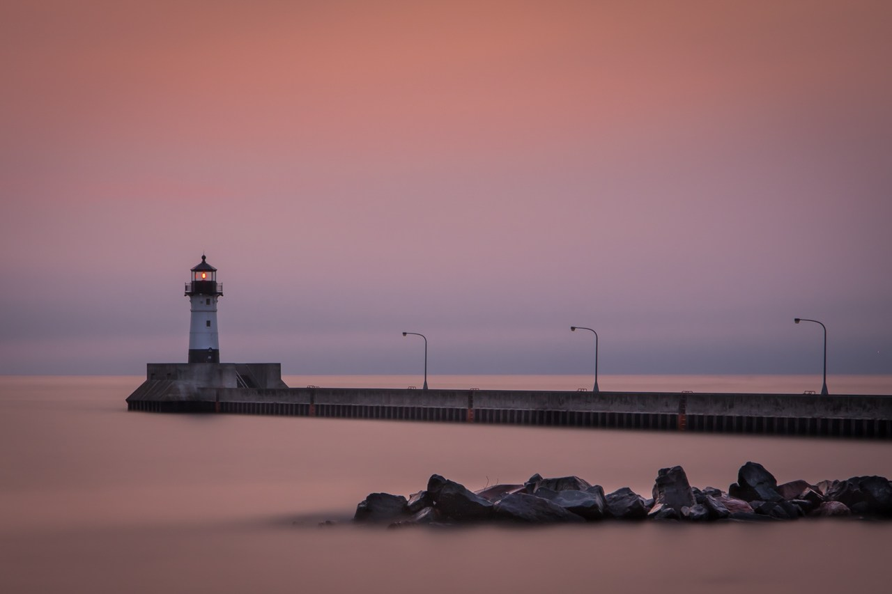 Honorable Mention - Duluth Harbor - Michael Waterman - WWPC