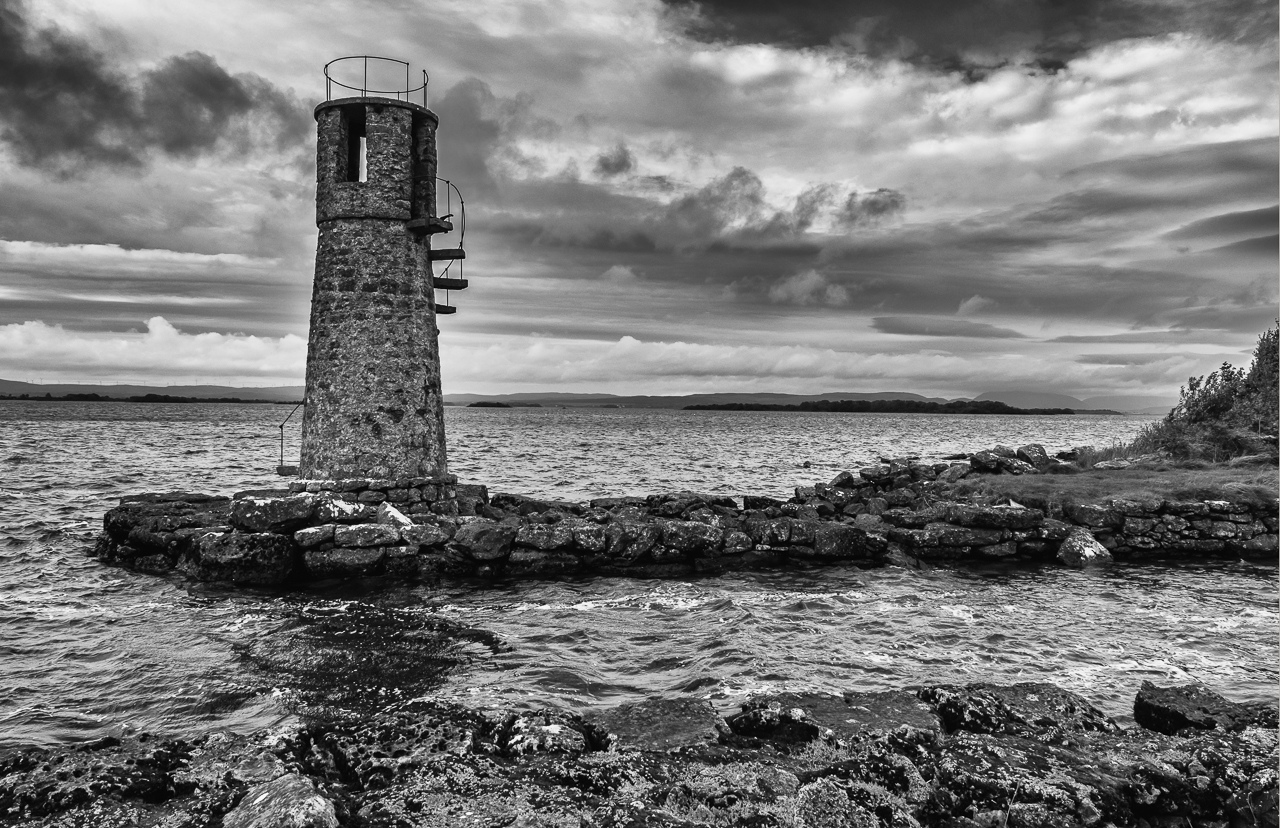Ballycurrin Lighthouse - Bev Kiecker - MVPC