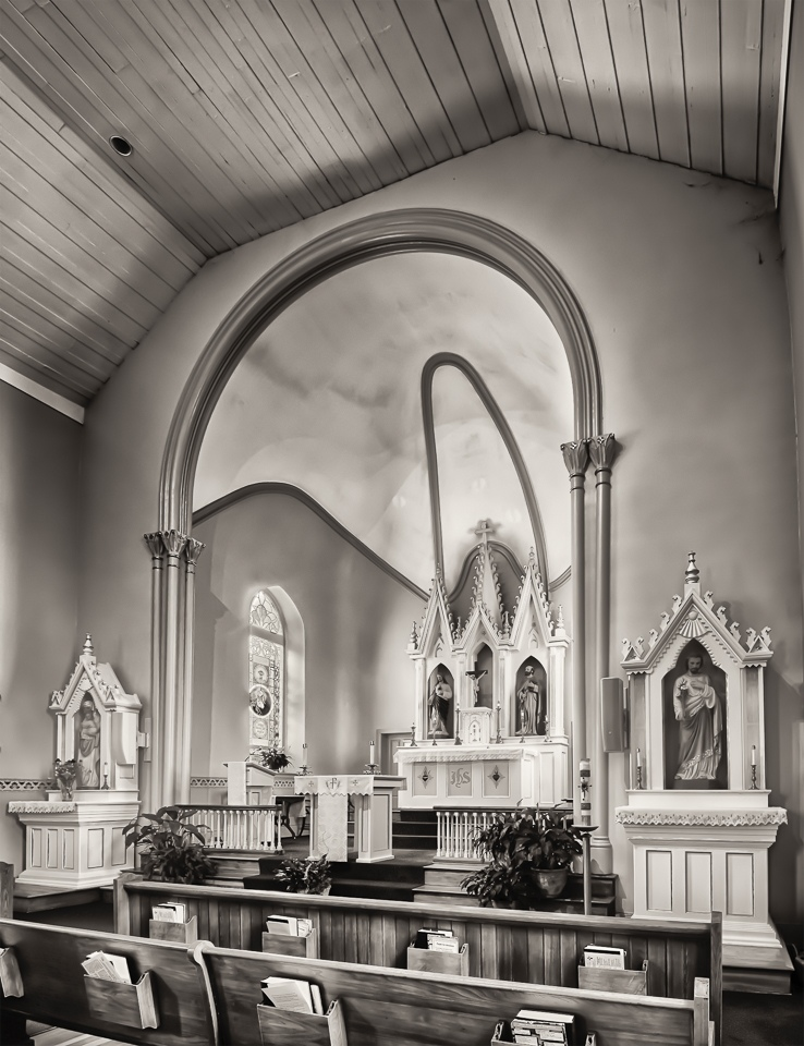 St Peters Catholic Church - Mendota Heights,  MN - Al Kiecker - MVPC