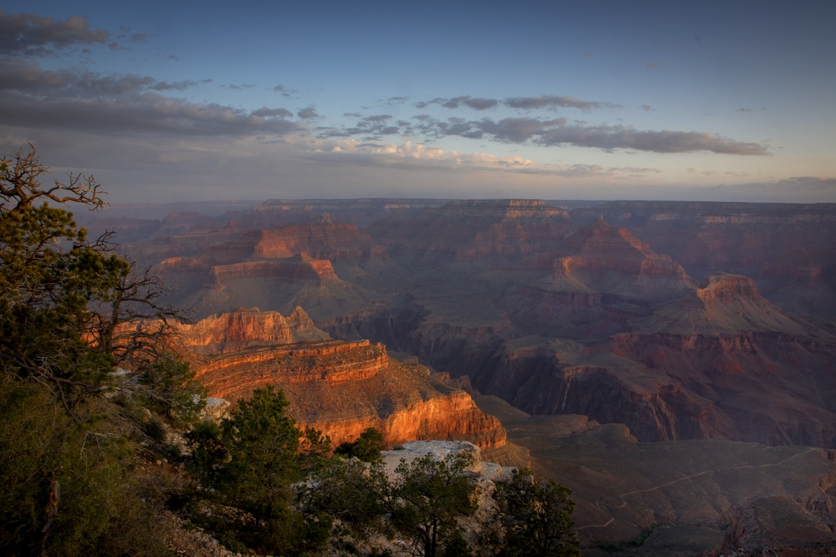 Grand Canyon Vista - Michael Waterman - WWPC