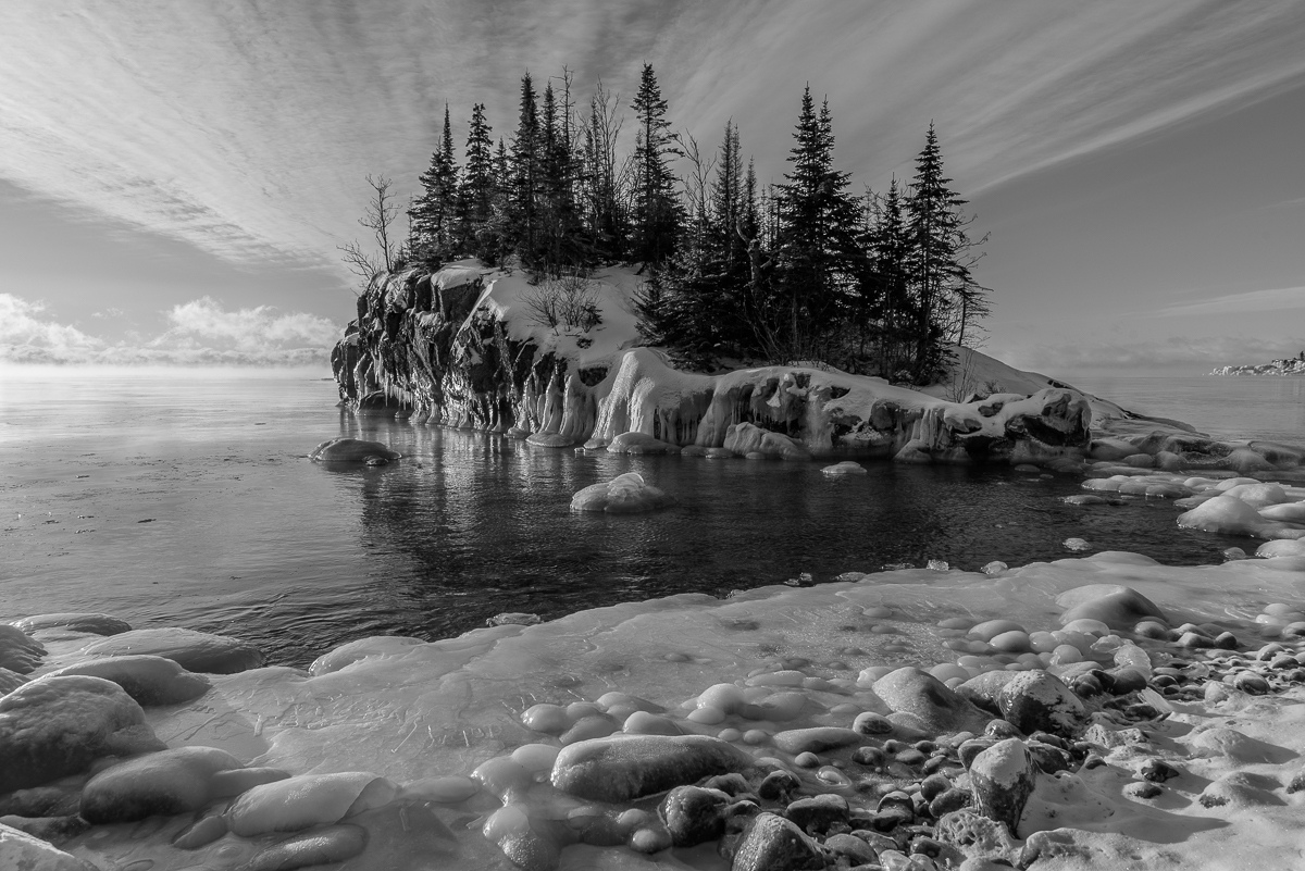 1st Place Image of the Year - Horseshoe Bay at Sunrise - Diane Herman - MNPC