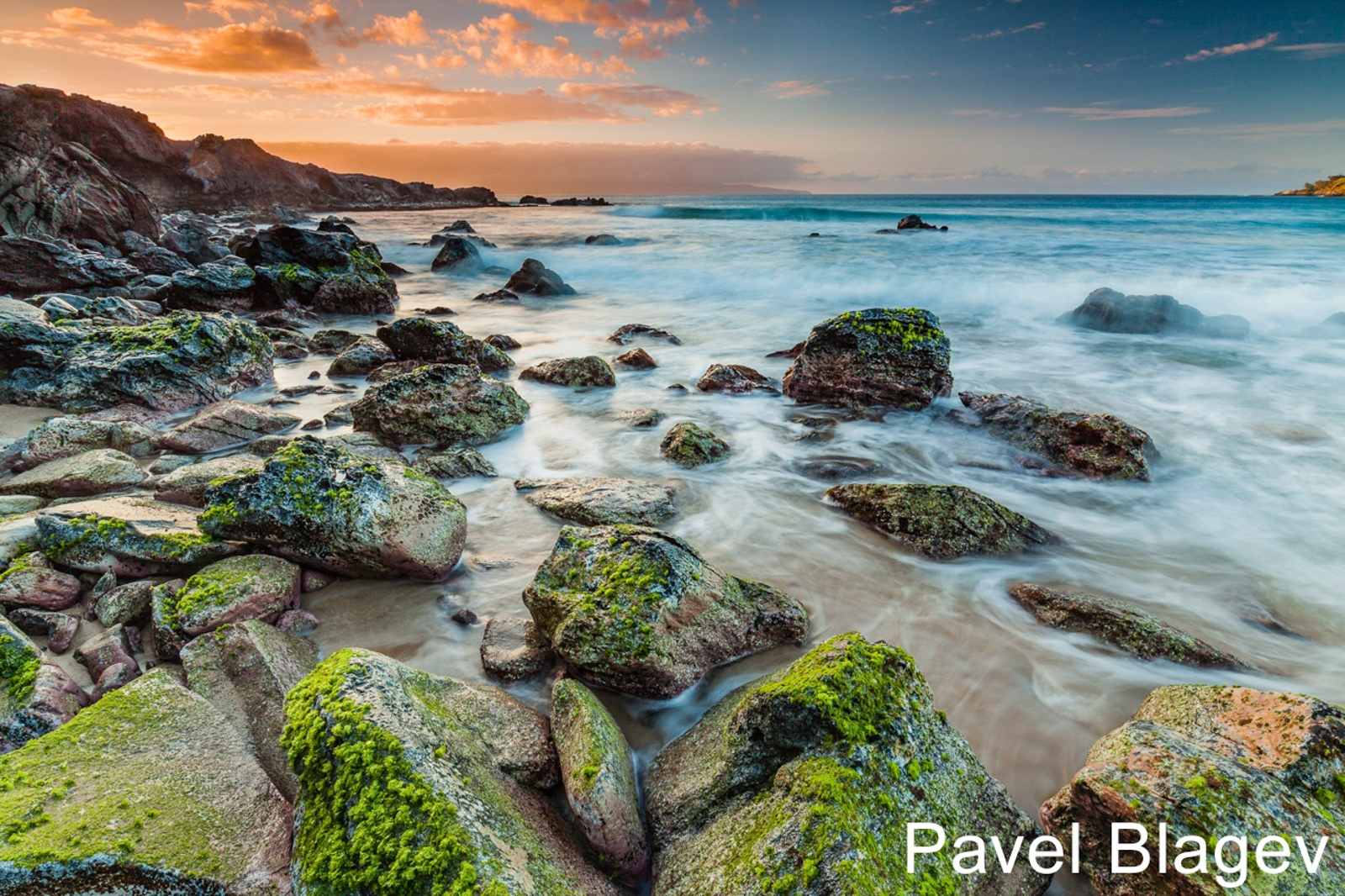 W2-07.Green-Rocks-Sunset