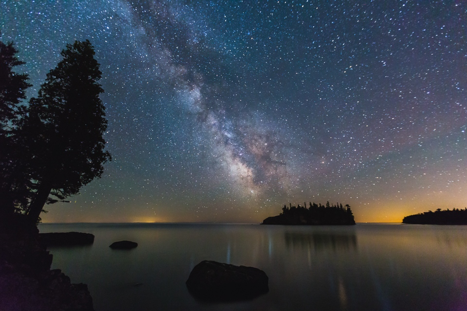 Honorable Mention - Beauty In The Night - Melissa Anderson - Western Wisconsin Photography Club