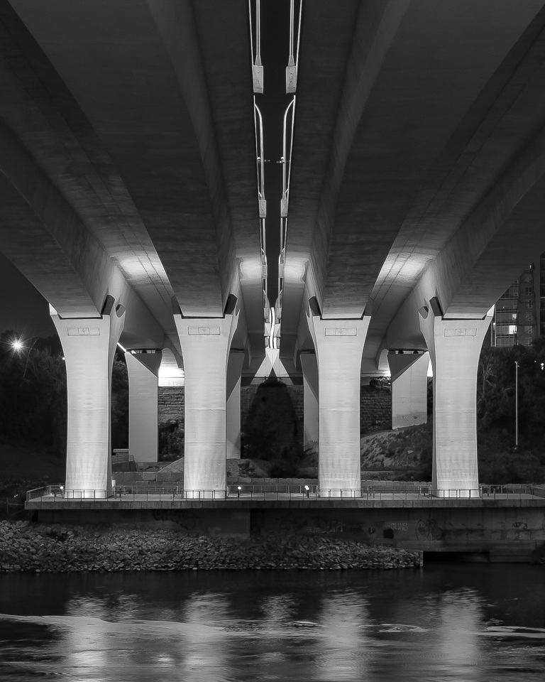 Honorable Mention -35W Bridge Stands Firm - Karen Biwersi - Minnesota Valley Photography Club