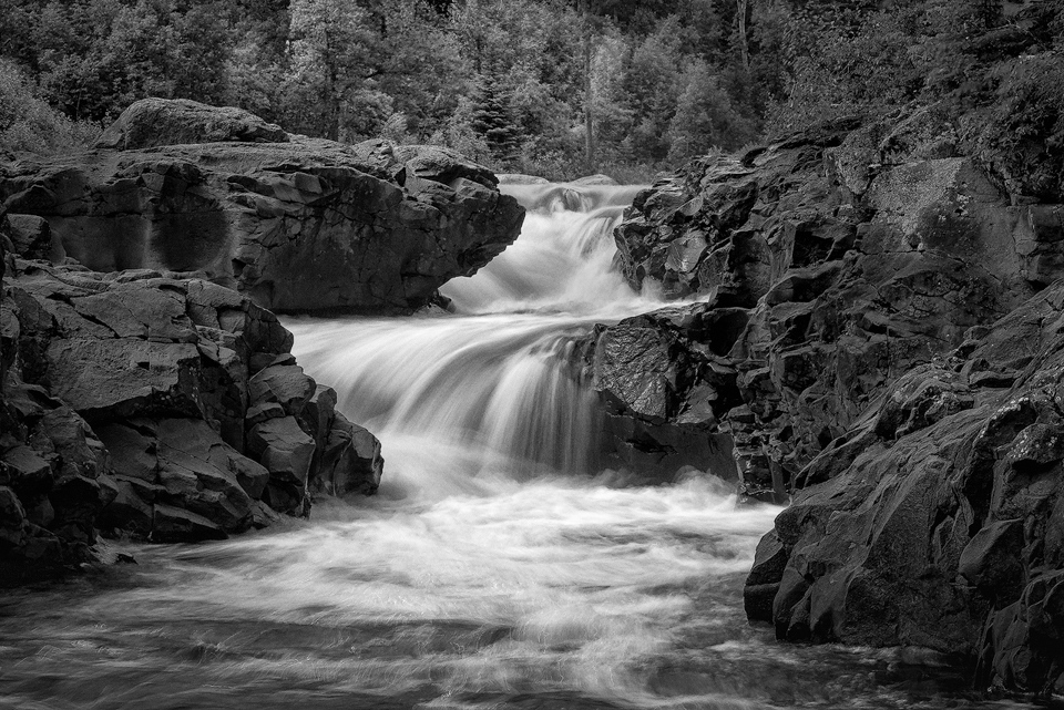 Honorable Mention - Temperance River Terry Butler - Western Wisconsin Photography Club