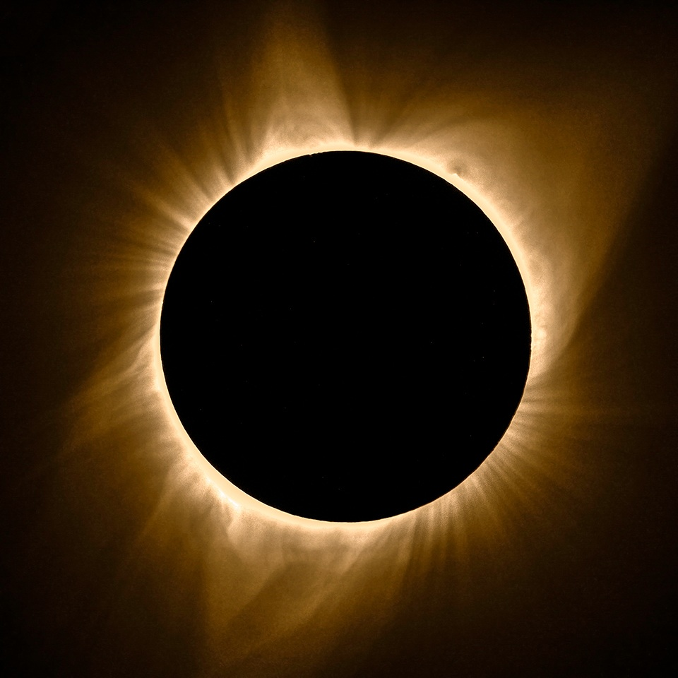Honorable Mention - Totality - J Arthur Anderson - Fort Snelling State Park Camera Club