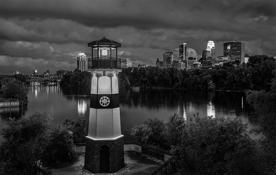 Minneapolis Lighthouse - Pat Miller - NMPC