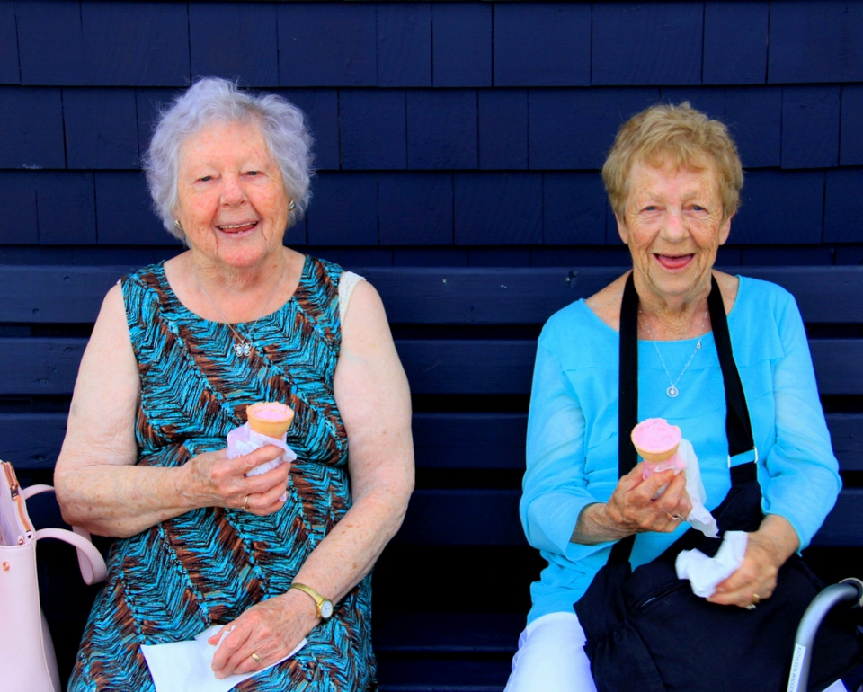 Nova Scotia ice cream lovers - Gary Noren - SCVCC