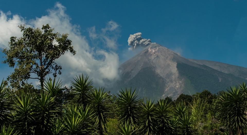 Valcan del Fuego - Ron Lagerquist - MNPC