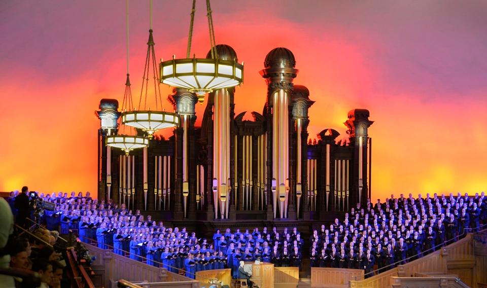 Tabernacle Choir - Kathy Wall - NMPC