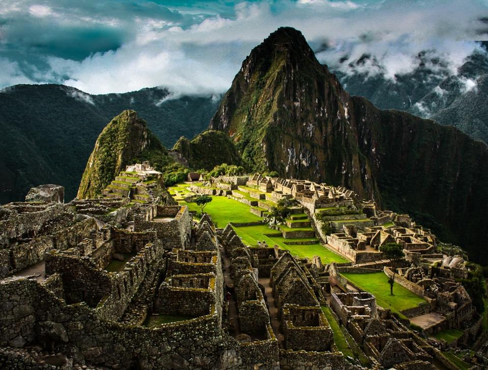 Twilight at Machu Picchu - Richard Hudson - WWPC