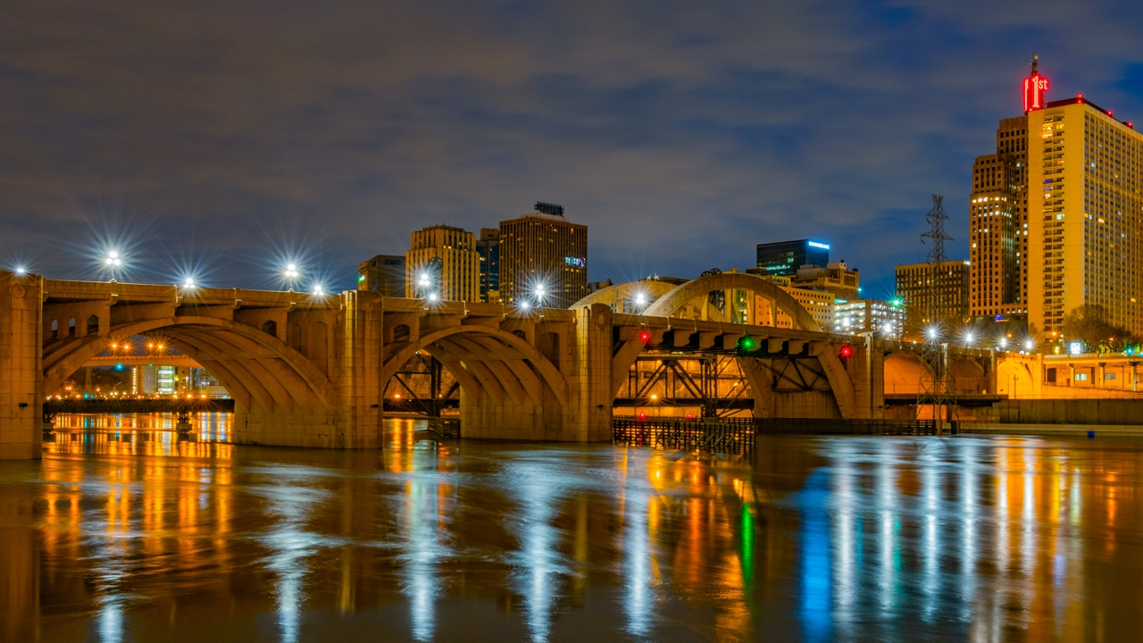 Riverfront Reflections - Marianne Diericks - WWPC