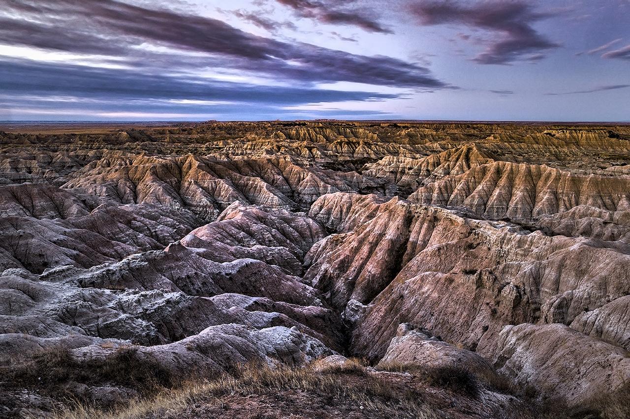 Award Badlands - J Arthur Anderson- Fort Snelling State Park Camera Club