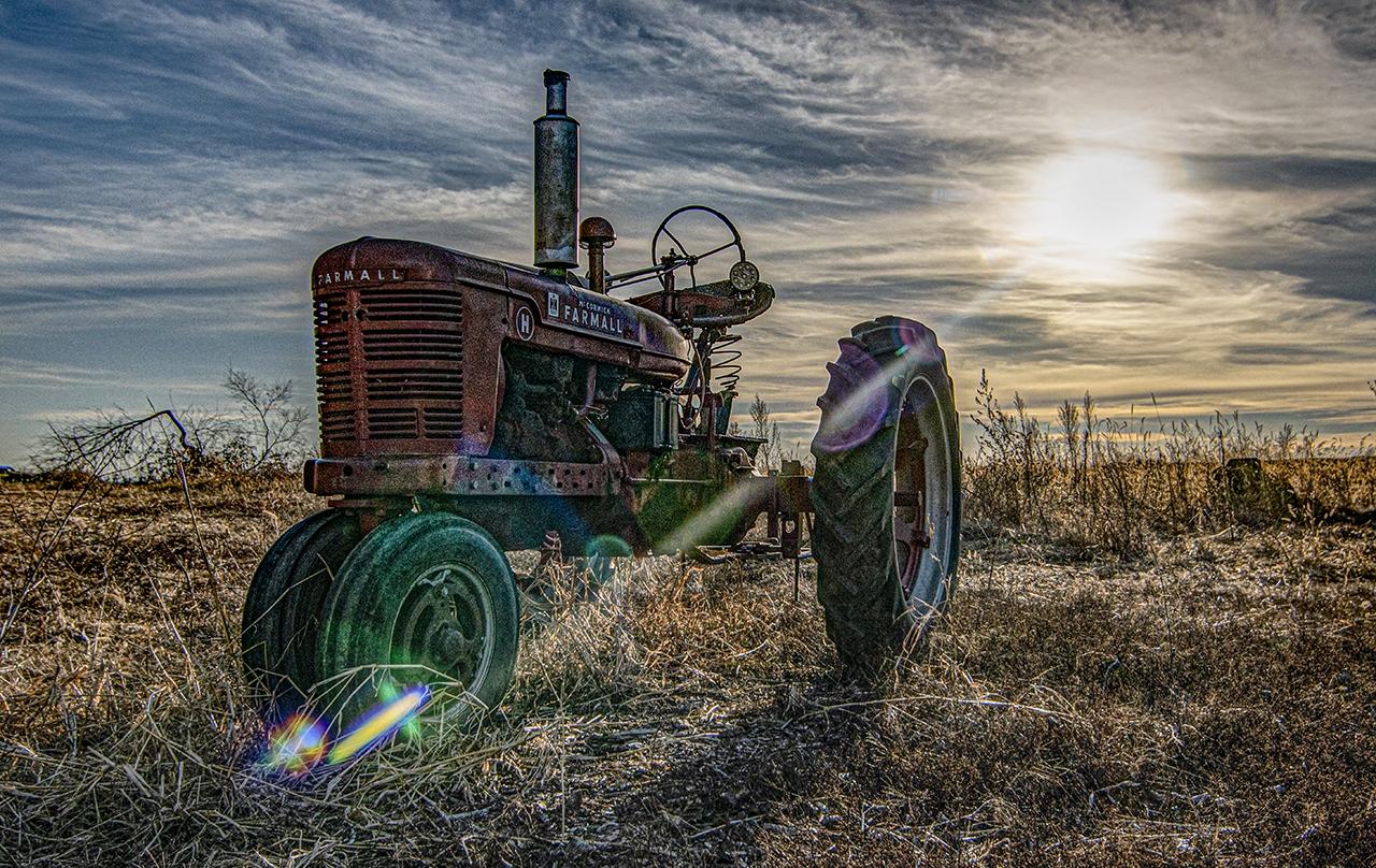 Alien Tractor Beam - J Arthur Anderson - FSSPCC