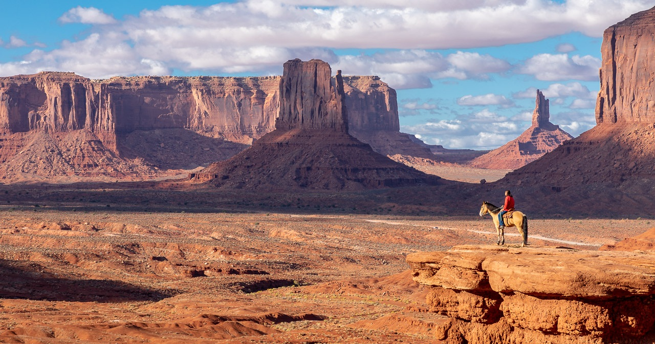 John Ford Point Monument Valley - Rick Graves - MVPC