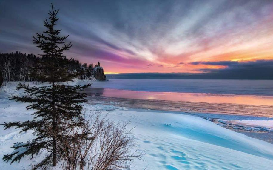 Split Rock Sunrise - Patricia Jones - NMPC
