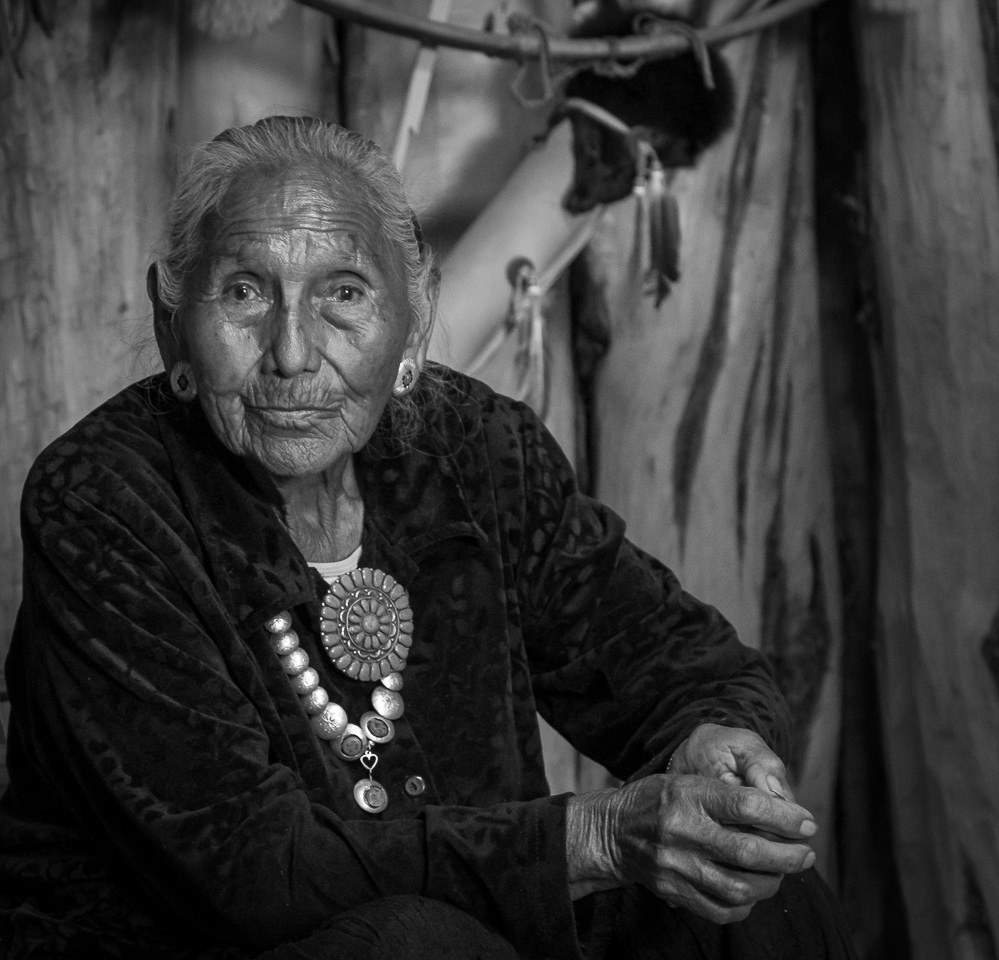 Honorable Mention - Navajo Elder - Rick Graves - Minnesota Valley Photo Club