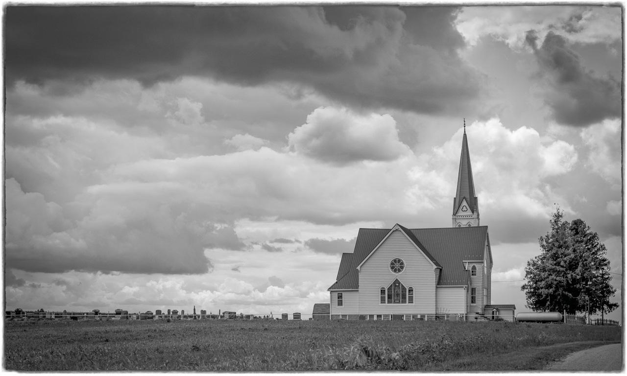 Country Church - Dennis Hoyne - NMPC
