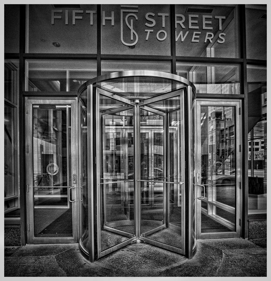 Fifth Street Towers - Marilyn Victor - WCPC