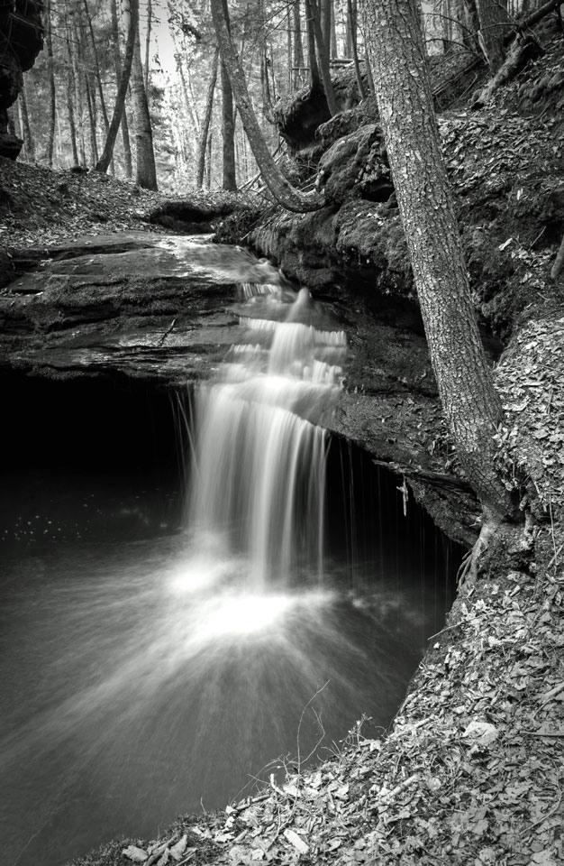 Intimate Falls - Steve Plocher - WWPC