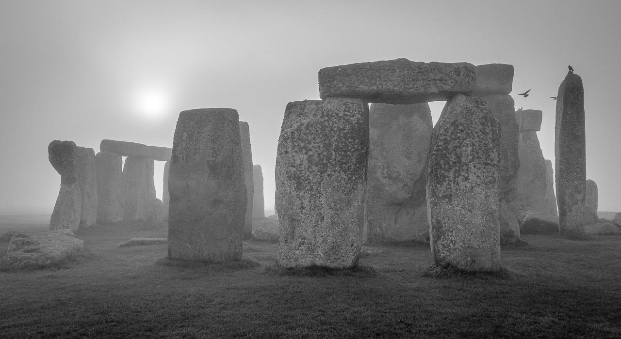 Stonehenge Dawn - Karl Fiegenschuh - MNPC