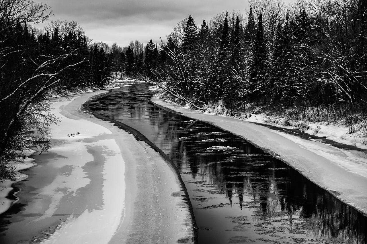 Whiteface River - Alan Kiecker - MVPC