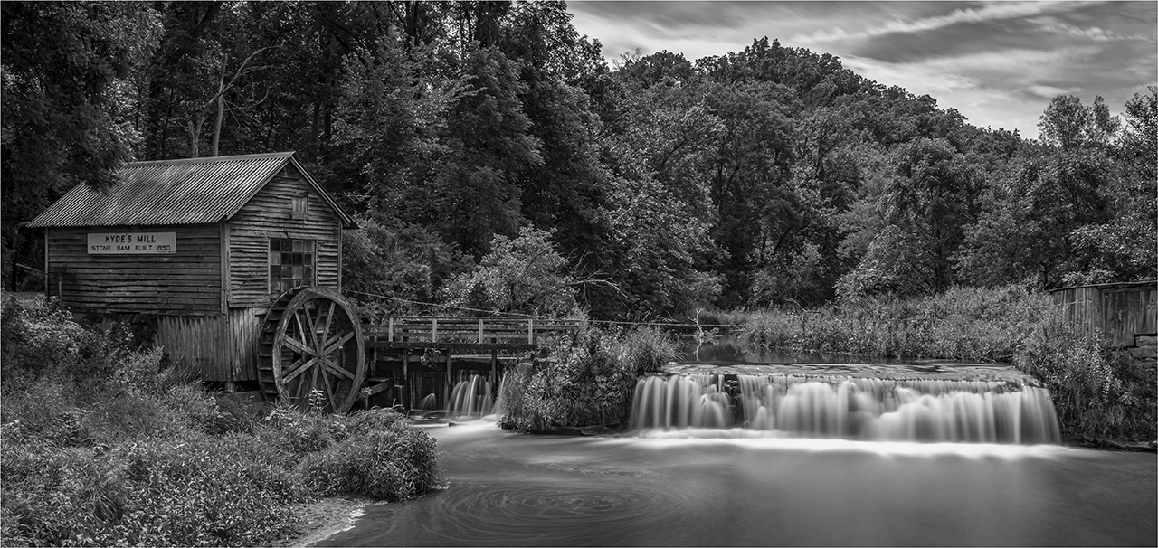 Honorable Mention - Hydes Mill - Patrick Miller - North Metro Photo Club
