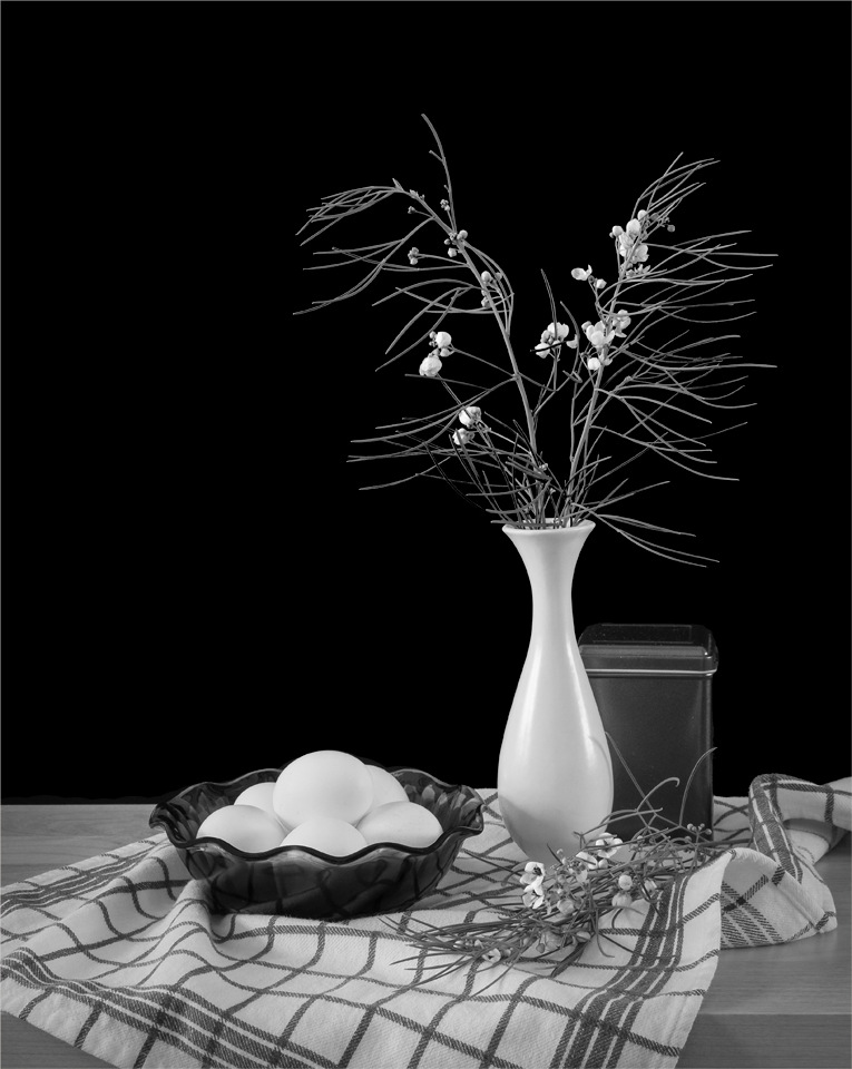 Honorable Mention - Eggs in Bowl With Cassia - Peggy  Boike - St. Croix Valley Camera Club