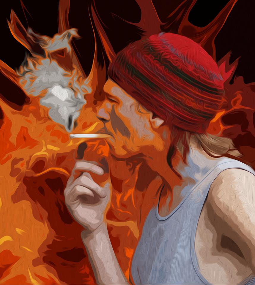Smoke Into Fire - Lawrence Syverud - TNCPC