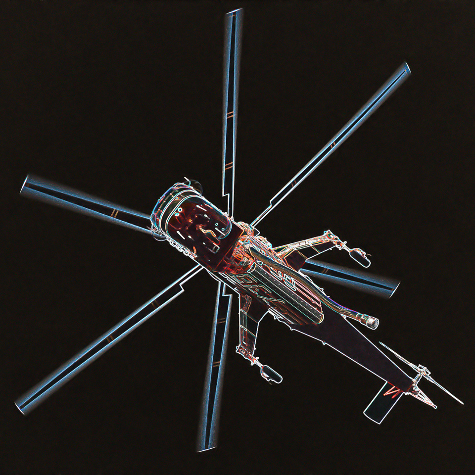Sky Crane - Richard Birger - SPCC