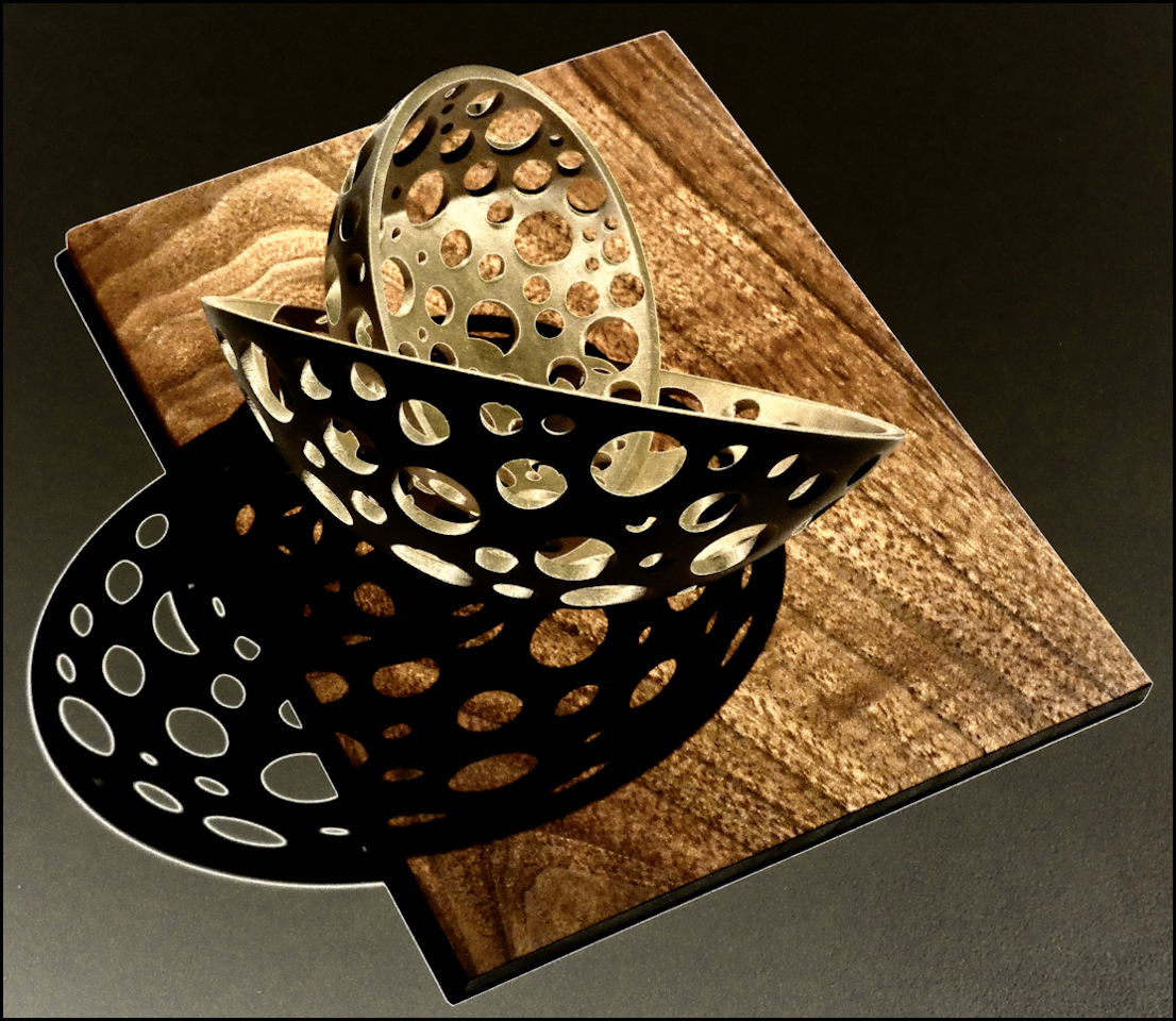 Creative Concave Carvings - Richard Crombie - SCVCC
