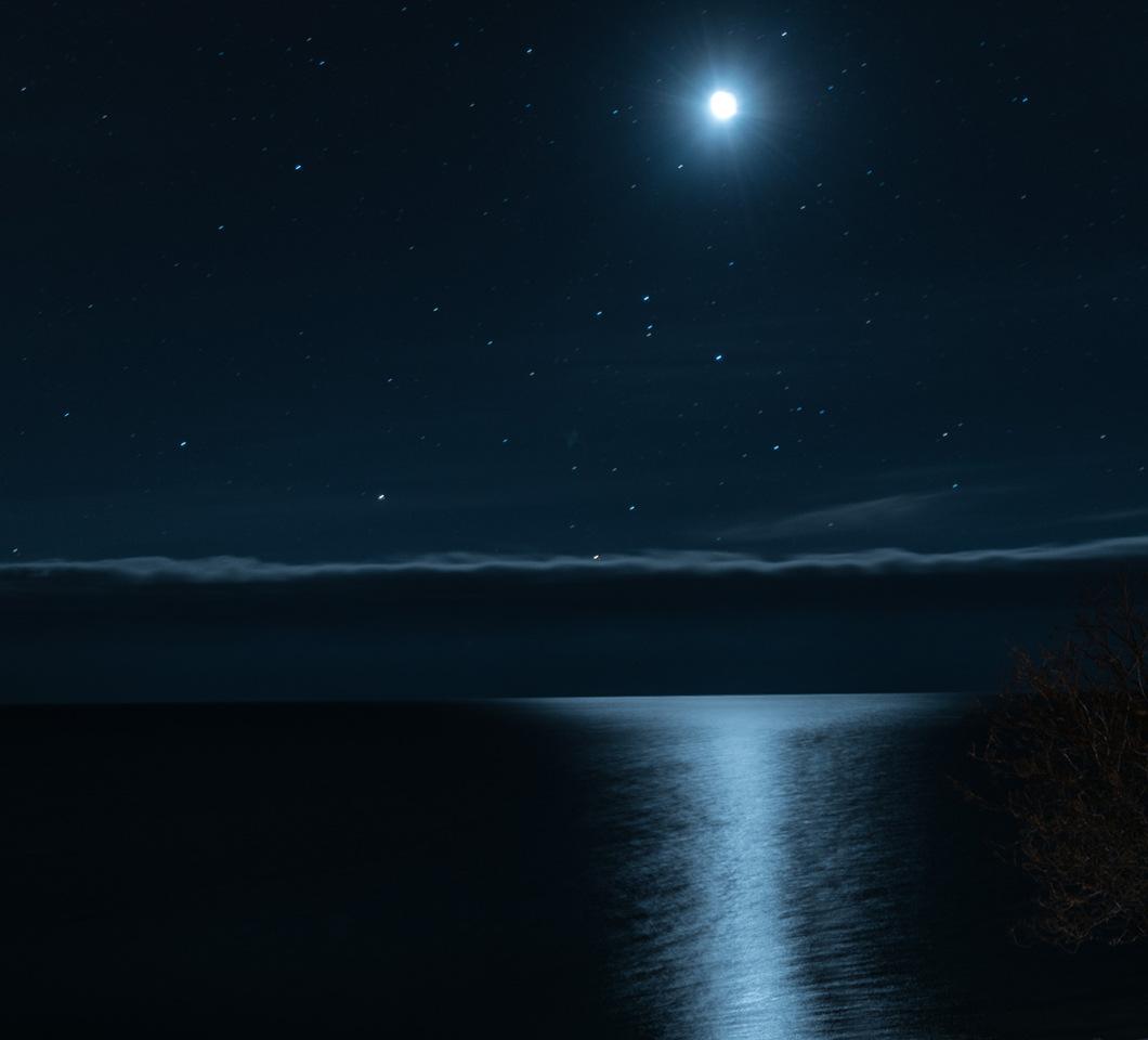 Moon Rise - Richard Birger - SPCC