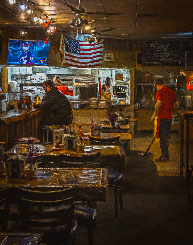 Honorable Mention - Closing Time - Dennis Hoyne - North Metro Photo Club
