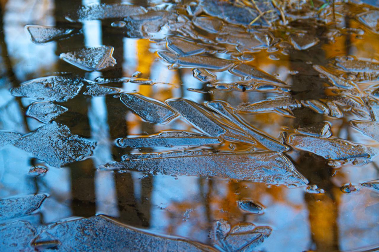 Icy Suface - Shakun Maheshwari - MCC