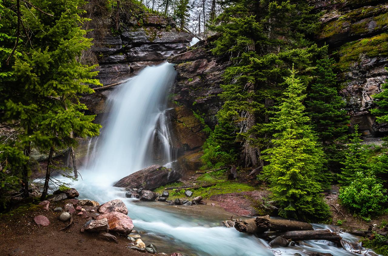 Award - Glacier - Paul Bullock - Tamarack Nature Center Photography Club