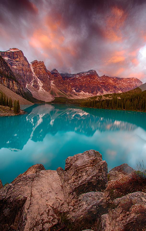 Moraine Lake - Paul Kammen MNPC