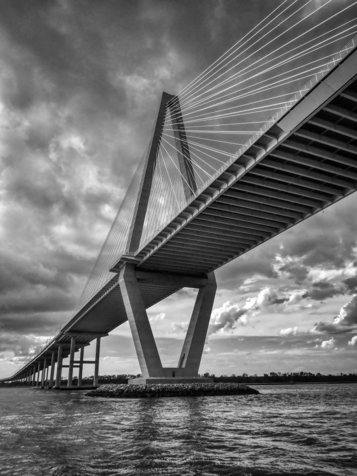 Ravenel Bridge Charleston - Therese Wontorek - SCVCC