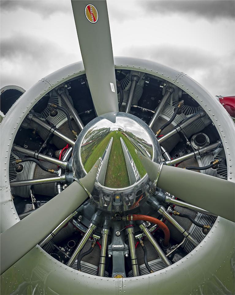 Airplane Engine - Patrick Miller - NMPC